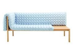 Ruché by Inga Sempé for Ligne Roset - need a cushion like that for my bench swing could probably double as a pillow