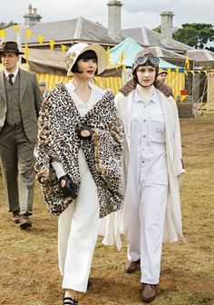 Miss Fisher and Friends