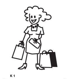 Shopaholic ladies!