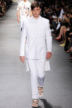 Givenchy | Spring 2013 Menswear Collection | Style.com