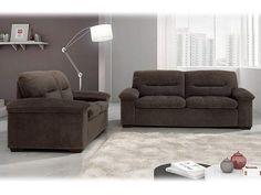 Olha só esse sofá lindo para a sua sala!
