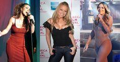 Die unglaubliche Veränderung von Mariah Carey! #News #Entertainment