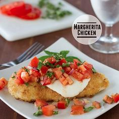 Margherita Chicken