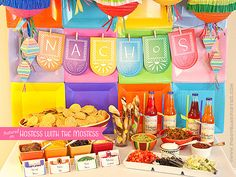 Fiesta Collection Diy Printable Cinco De Mayo Decor Mexican Themed Party Decoration Birthday Instant