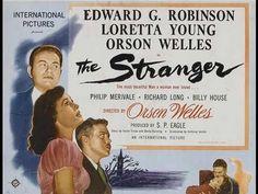 EL EXTRANJERO (The Stranger), 1946