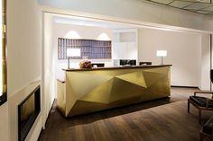 Hotel City Zurich de Dyer-Smith Frey visto por @Rochinadecor en www.diariodesign.com