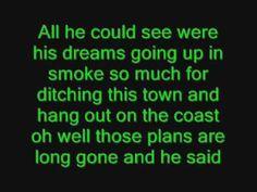There Goes My Life  Lyrics- Kenny Chesney