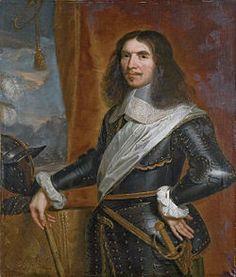 Portrait par l'entourage de Philippe de Champaigne