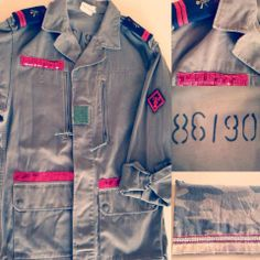 Military jacket, camo jacket, veste militaire, vintage, customized jacket, french touch  http://the-oldcompany.com/ https://www.facebook.com/pages/The-Old-Company/