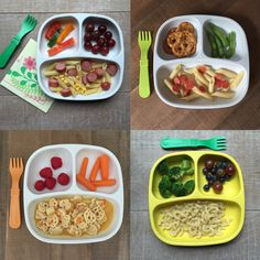Toddler meal ideas • with re-play recycled #heyitsjenna #relplayrecycled #toddlermeals via heyitsjenna.com