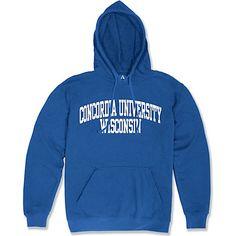 Alta Gracia Concordia University Wisconsin Hooded Sweatshirt  MORE COLORS :: CLEARANCE $13.99