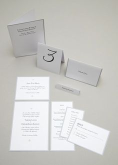 Create your own wedding stationary from £9