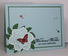 Simple Stems Birthday Wishes - Stampin' Up!