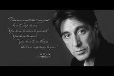 Al Pacino - ActorSpeak.com