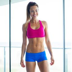Australian trainer and Instagram sensation Emily Skye shares her total-body circuit that will get your heart rate and metabolism fired up with just five exercises. You can do these workouts anywhere while working the body with no equipment!