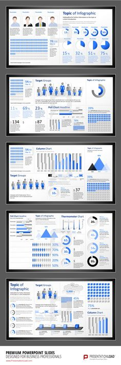 Infographic PowerPoint Templates Thanks to the neutral designed templates, you can easily create stunning infographics regarding any topic you like. You can easily change the templates according to your specific needs. Infographic Powerpoint, Powerpoint Charts, Cv Ideas, Powerpoint Slide Designs, It Cv, Data Visualisation, Info Graphics, Proposal Ideas, Business Intelligence