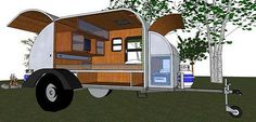 The CrowsWing - Offroad Teardrop Trailer - Page 22 - Expedition Portal