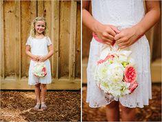 flower girl looks