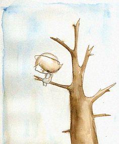 my favorite illustration (by Irisz Agócs)
