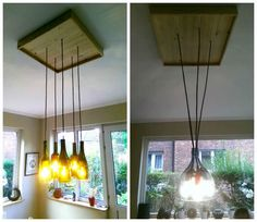 31 of the Most Stunning Lamps Made From Reclaimed Pallets • Page 2 of 3 • 1001 Pallets