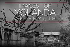 GALLERY: Images of Yolanda aftermath