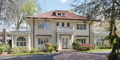 """The House That Inspired """"The Great Gatsby"""" Is Hitting the Market  - CountryLiving.com"""