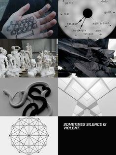 MBTI aesthetics/ INTJ