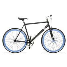Solé Bicycles :::  Cheerful, Wallet-Friendly Rides. Each bike is designed to be ridden as a fixed gear or a single speed. These colorful two-wheelers will look great tooling around town, covering ground in the park, or momentarily parked and adding to your decor.