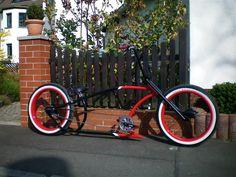 Smyinz Ruff Cycles Frame