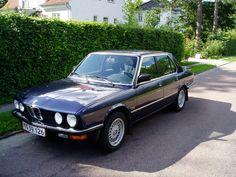BMW E28 5-Series (1982-1988)