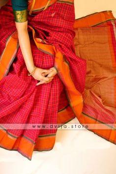 Buy Chola Cotton Saree