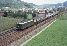 Basel, Rail Transport, Swiss Railways, Railroad Tracks, Transportation, Germany, Europe, Train, History