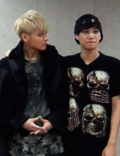 #EXO #TAO #KAI They approve  XD