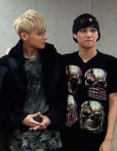#EXO #TAO #KAI They approve  XD