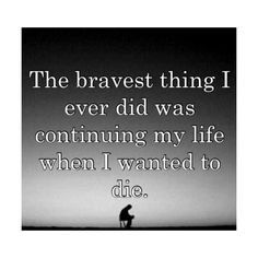 Very true for me at one point. Losing my oldest daughter broke me, but the love of my hubby, family, friends and my faith kept me strong!