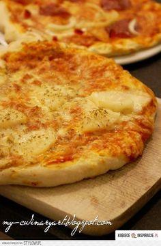 Prawdziwa włoska pizza - Kobieceinspiracj… na Stylowi.pl