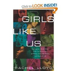 Rachel Lloyd, founder and executive director of GEMS (Girls Educational and Mentoring Services) illustrates her dark past as a victim of commercial sex exploitation and how she now seeks to help other girls and women in the sex industry.