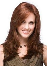 Permanent 14Inch Silky Straight Remy Human Hair Lace Front Wig