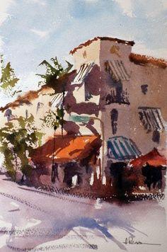 Art Of Watercolor - Fernando Pena