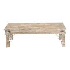 Hana Coffee Table at Found Vintage Rentals. This wood Moroccan coffee table is perfect for a bohemian backyard soiree.