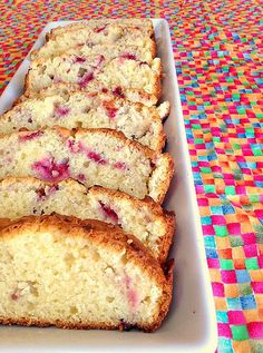 What's Cookin, Chicago?: Raspberry Lemon Cream Cheese Loaf