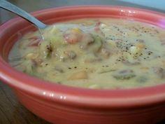 Easy Cheesy Hamburger Soup Recipe - Food.com