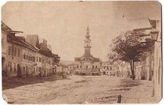 Kežmarok,Hlavné námestie | Album fotografii Nowego Targu