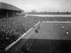 White Hart Lane in 1932