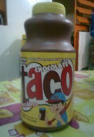 TACO - bebida de chocolate
