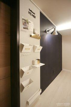 네 가족이 사는 심플모던스타일의 집_48py : 모던스타일 아이방 by 홍예디자인