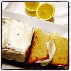 Jo's Blue AGA: Lemon Buttermilk Loaf