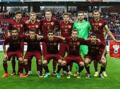 Сборная России по футболу опустится в рейтинге ФИФА более чем на 10 позиций