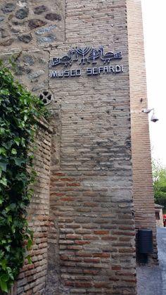 Sinagoga del Tránsito en Toledo. Museo Sefardí. Museums, Violets, Diy