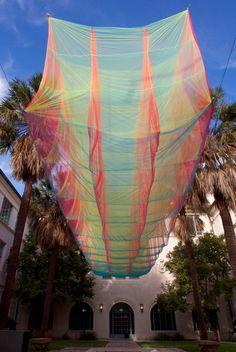 cubic prism by akane moriyama at UT, austin, texas